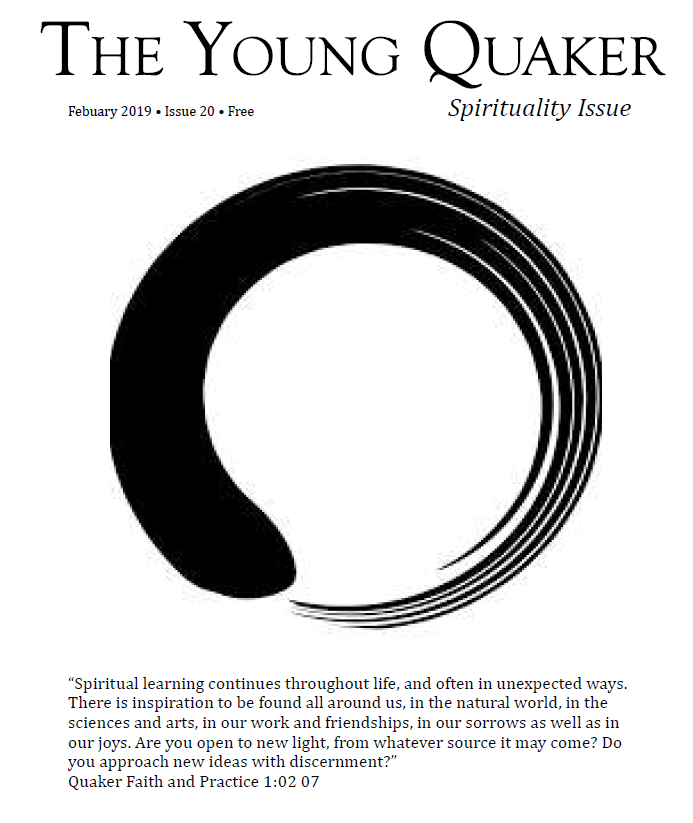 Issue 20: February 2019 – Spirituality Issue