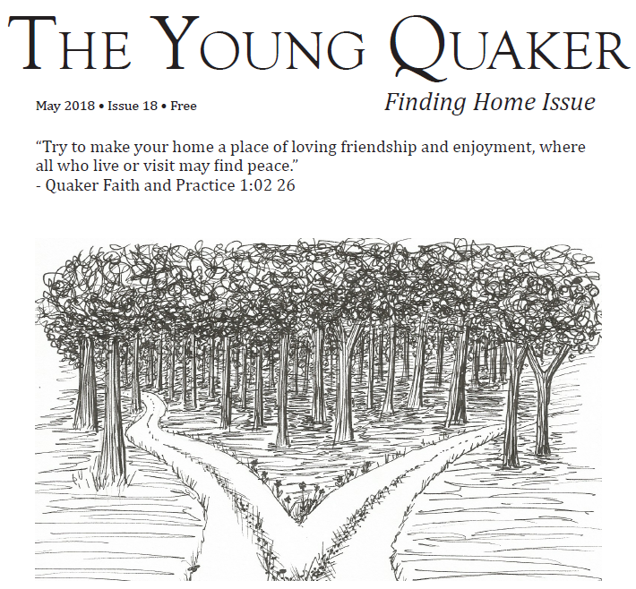 Issue 18: May 2018 – Finding Home